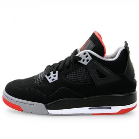 Air Jordan 4 Black Cement GS