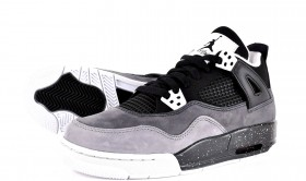 Air Jordan 4 Retro GS - Fear