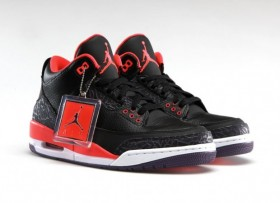Air Jordan 3 Retro Men's Crimson