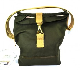 Talant Crossbody in Corinth Pine/Brass