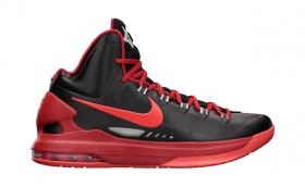 KD V Black Pack (Crimson)