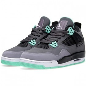 Air Jordan 4 Retro Green Glow (GS)