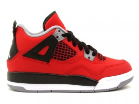 Air Jordan 4 Retro Toro Bravo (GS)