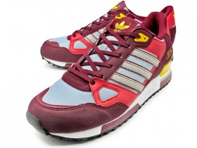Adidas ZX750 (Red/Yellow)