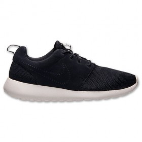 Roshe Run Suede Black