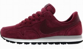 Air Pegasus Suede Red