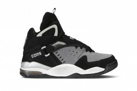 Converse Aero Jams Black/Grey